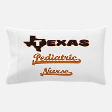 Texas Pediatric Nurse Pillow Case