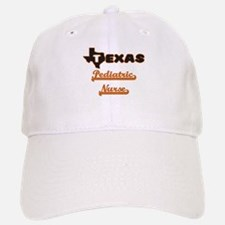 Texas Pediatric Nurse Baseball Baseball Cap