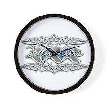 astrology aquarius Wall Clock
