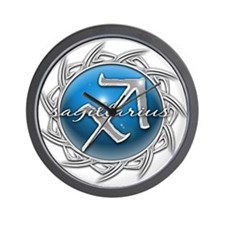 astrology sagittarius Wall Clock