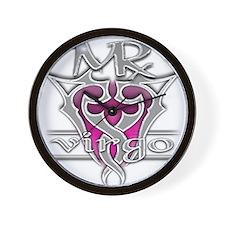 astrology virgo  Wall Clock