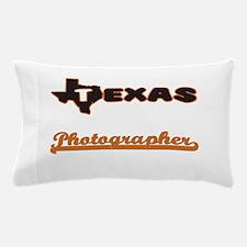 Texas Photographer Pillow Case