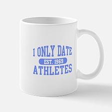 Only Date Athletes Mug