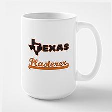 Texas Plasterer Mugs