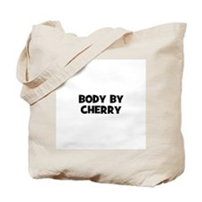 body by cherry Tote Bag
