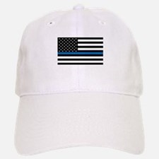 Blue Line Baseball Baseball Cap