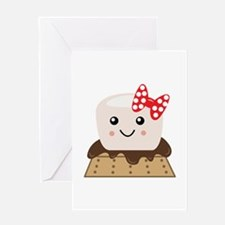 Smore Greeting Cards