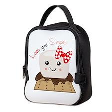 Love You Smore Neoprene Lunch Bag