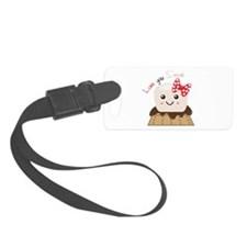 Love You Smore Luggage Tag