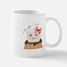 Love You Smore Mugs