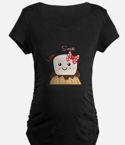 Love You Smore Maternity T-Shirt