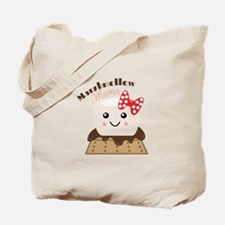 Marshmellow Mama Tote Bag