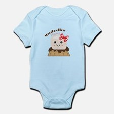 Marshmellow Mama Body Suit