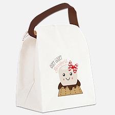 Ooey Gooey Goodness Canvas Lunch Bag