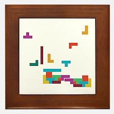 Tetris Framed Tile