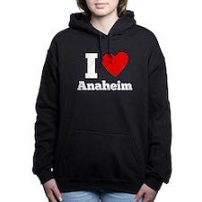 I Heart Anaheim Women's Hooded Sweatshirt