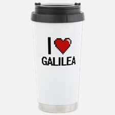 I Love Galilea Digital Travel Mug