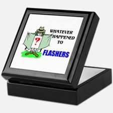 FLASHERS Keepsake Box