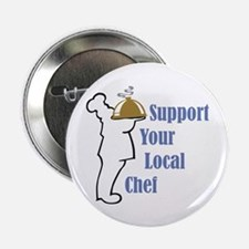 "Local Chef 2.25"" Button (100 pack)"