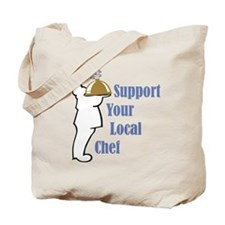 Local Chef Tote Bag