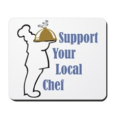 Local Chef Mousepad