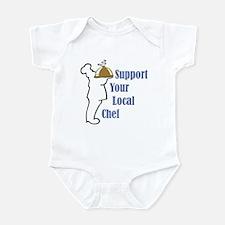 Local Chef Infant Bodysuit