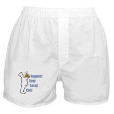 Local Chef Boxer Shorts