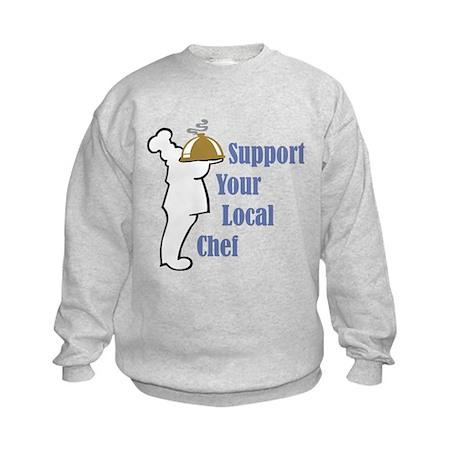Local Chef Kids Sweatshirt