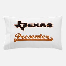 Texas Presenter Pillow Case