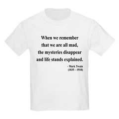 Mark Twain 14 T-Shirt