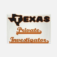 Texas Private Investigator Magnets