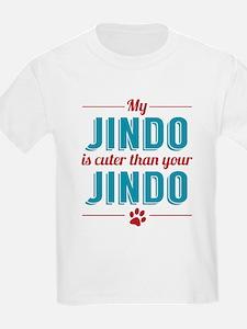 Cuter Jindo T-Shirt