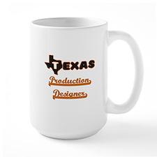 Texas Production Designer Mugs
