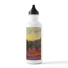 Van Gogh Olive Grove, Water Bottle