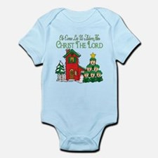 Christmas Carol Series Infant Bodysuit