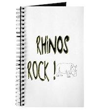 Rhinos Rock ! Journal