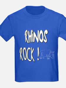 Rhinos Rock ! T