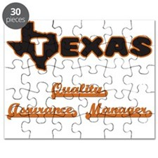Texas Quality Assurance Manager Puzzle