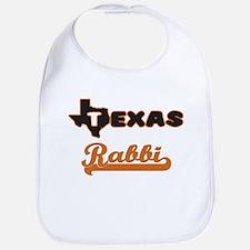 Texas Rabbi Bib