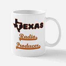 Texas Radio Producer Mugs