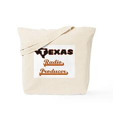 Texas Radio Producer Tote Bag
