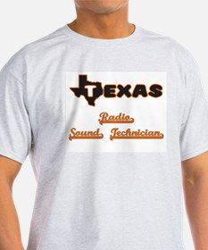 Texas Radio Sound Technician T-Shirt