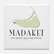 Madaket Tile Coaster