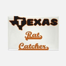 Texas Rat Catcher Magnets