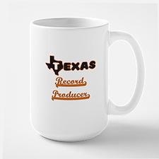 Texas Record Producer Mugs