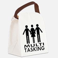 MFM Multitasking Canvas Lunch Bag
