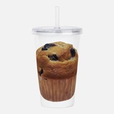 Blueberry Muffin Acrylic Double-wall Tumbler