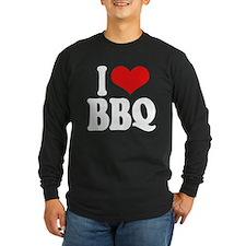 I Love BBQ T