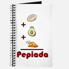 Cute Pollos Journal