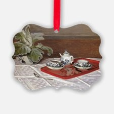 Monet - The Tea Set Ornament